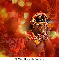 hindy, boda
