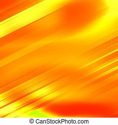 hintergrund., abstrakt, gelber