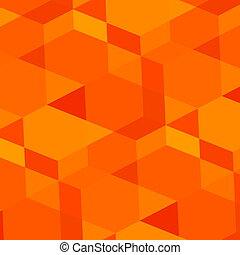hintergrund., abstrakt, geometrisch