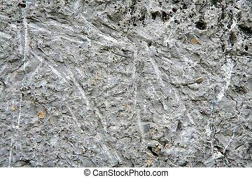 hintergrund, beschaffenheit, graue , kalkstein, oberfläche
