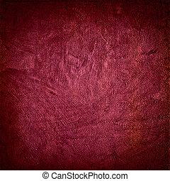 hintergrund, beschaffenheit, rotes