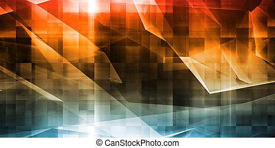 hintergrund, digital