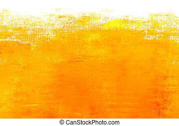 hintergrund, gemalt