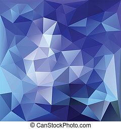 hintergrund., geometrisch, abstrakt
