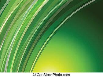 hintergrund, grüner abriß