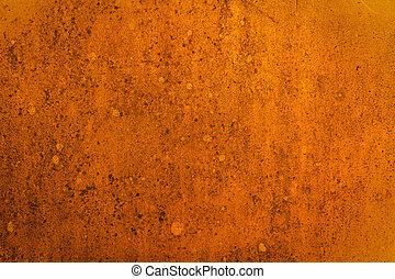 hintergrund., halloween, grungy, abstrakt, wand, beton