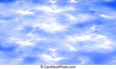 hintergrund, himmelsgewölbe, nachahmung, bewölkt