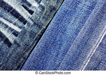 hintergrund, jeans