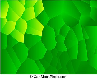 hintergrund, mosaik, grüner abriß