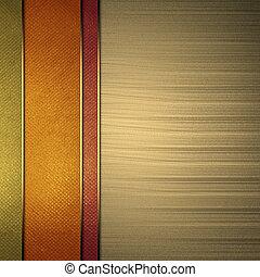 hintergrund., streifen, hintergrund, gold, mehrfarbig