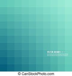 hintergrund., vektor, abstrakt