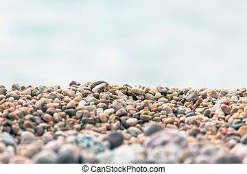hintergrund, von, der, steine