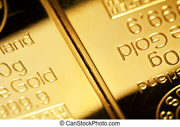 hintergrund, von, geldstrafe, gold