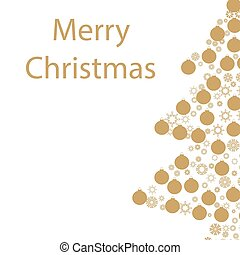 hintergrund., weihnachtskarte