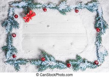 hintergrund, weihnachtskarte
