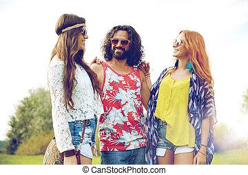 Hippie sito di aggancio