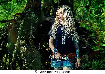 hippie, nuevo