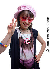 Hippy Chick 2