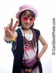 Hippy Chick 5