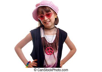 Hippy Chick 7