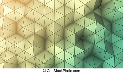 Hipster background seamless loop