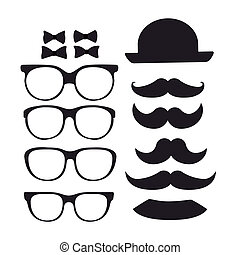 hipster, diseño