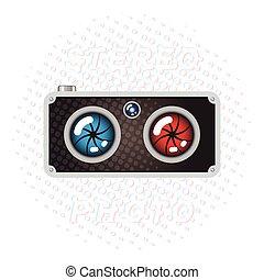 Stereo Photo Camera