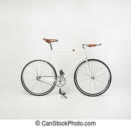 hipster, vélo