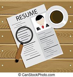Hiring for job
