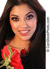 Hispanic Beauty