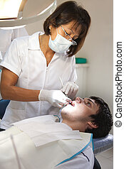 hispanic dentist