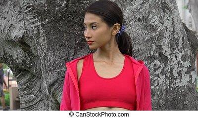 Hispanic Female Teen