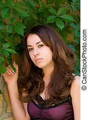 hispanic kobieta