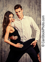 hispanic tango