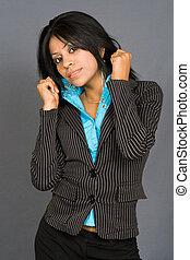 hispanic vrouw