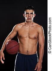 hispano, jugador de baloncesto