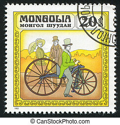 histórico, bicycles