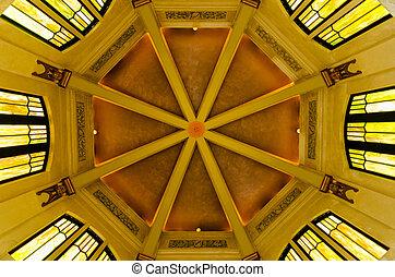 histórico, cúpula
