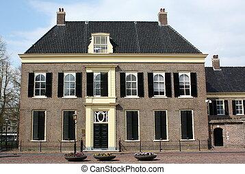 histórico, casa