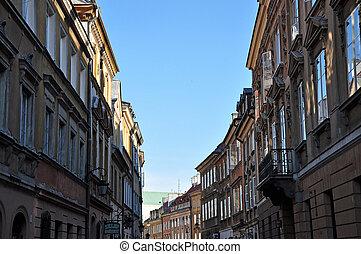 histórico, casas