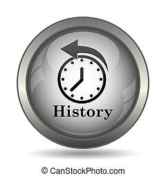 histoire, icône