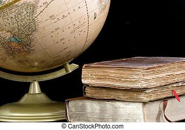 historia, de, el mundo