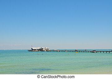 Historic Anna Maria City Pier - Historic Public Fishing Pier...