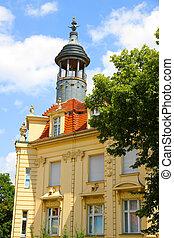 Historic Architecture in Potsdam - Historic Architecture in...