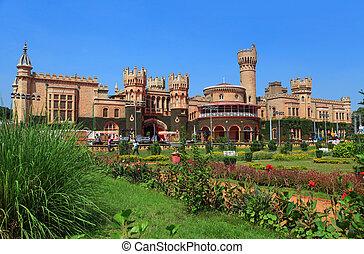 Historic Bangalore palace