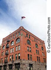 Historic Brick Building