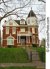 Historic Brick Home Circa 1900s