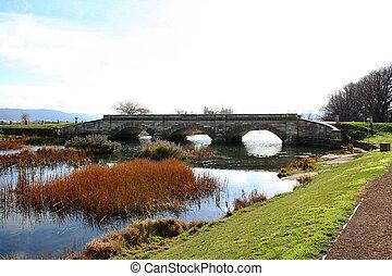 Historic Bridge.