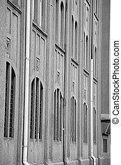 Historic building architecture