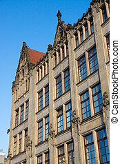 Historic building in Berlin